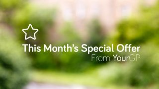 text saying special offer
