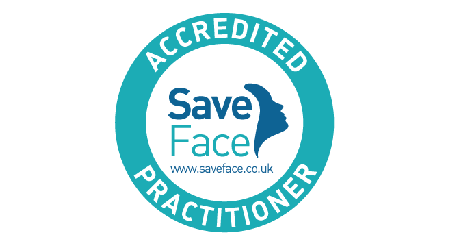 Save Face accreditation logo