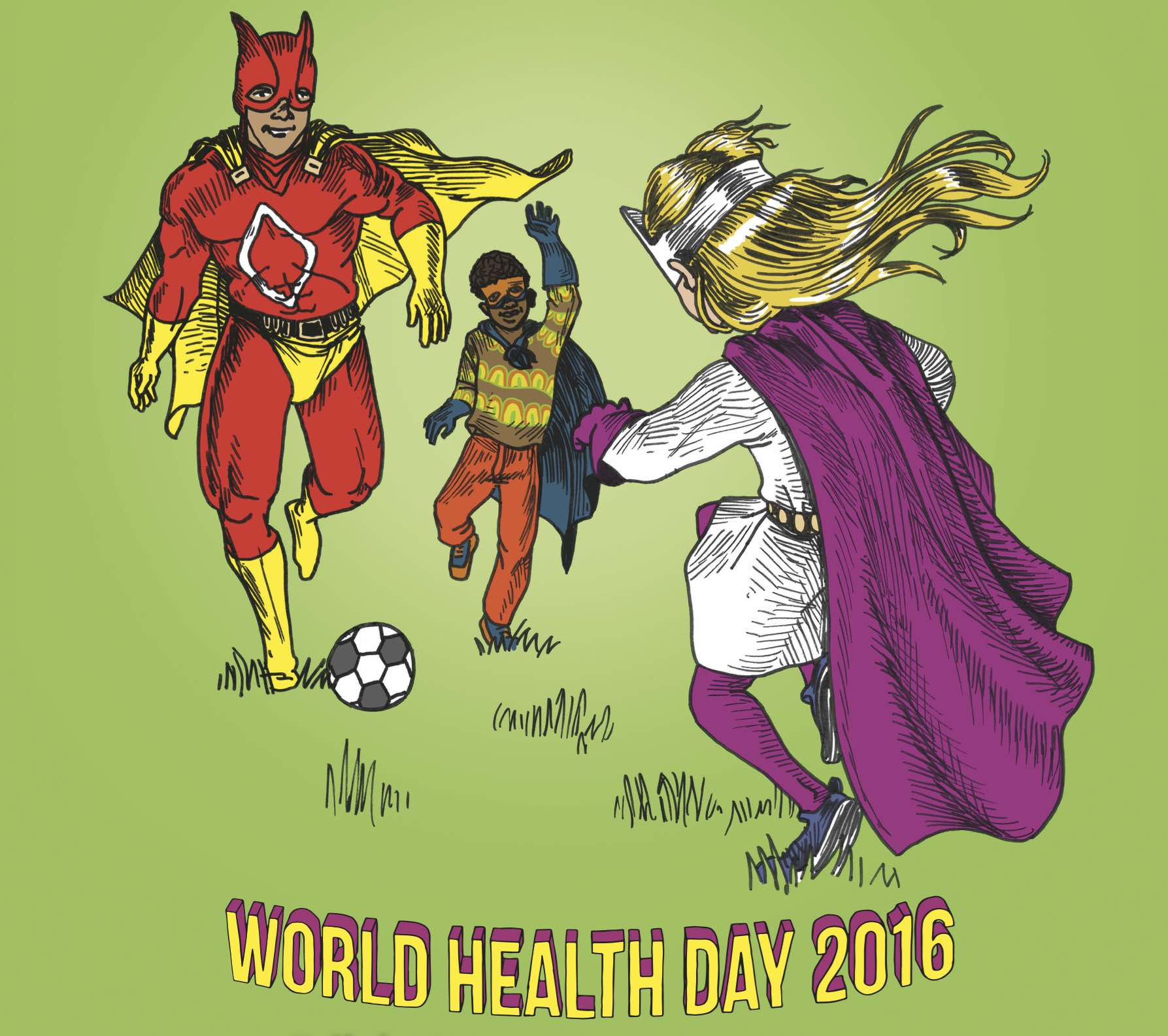 World Health Day Beat Diabetes