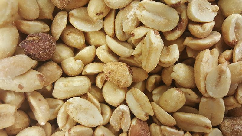 Nut allergy