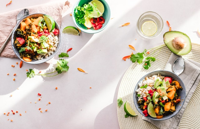 Top tips for following a plant-based diet