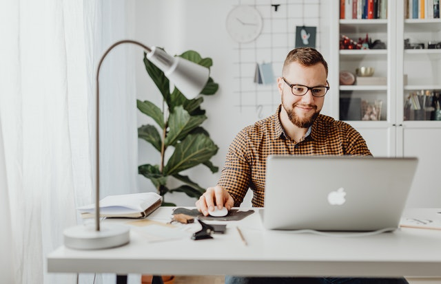 Working from home – the healthy way