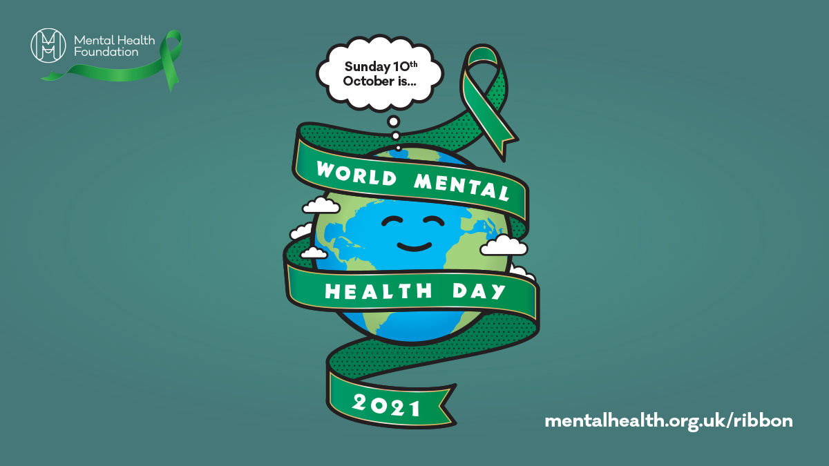 Check in with friends on World Mental Health Day